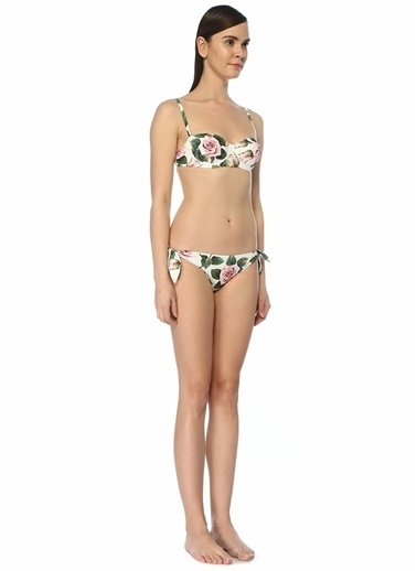 Dolce&Gabbana Bikini Alt Pembe